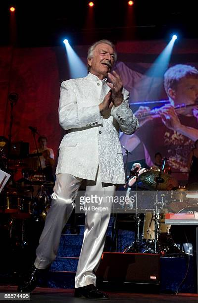 James Last performs on stage at the Heineken Music Hall on May 8th 2009 in Amsterdam Netherlands
