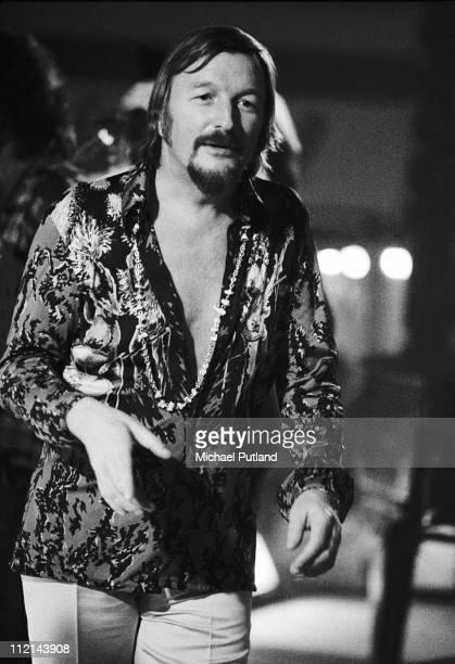 James Last performs on stage London 1976