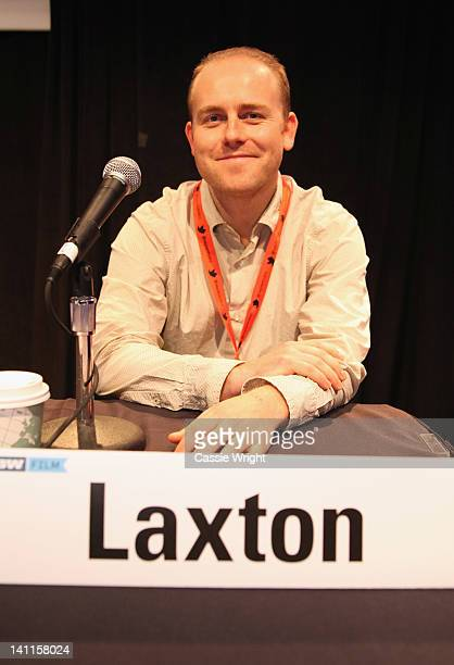 James Laxton attends The Great Cinematography Shootout Panel during the 2012 SXSW Music Film Interactive Festival at Austin Convention Center on...