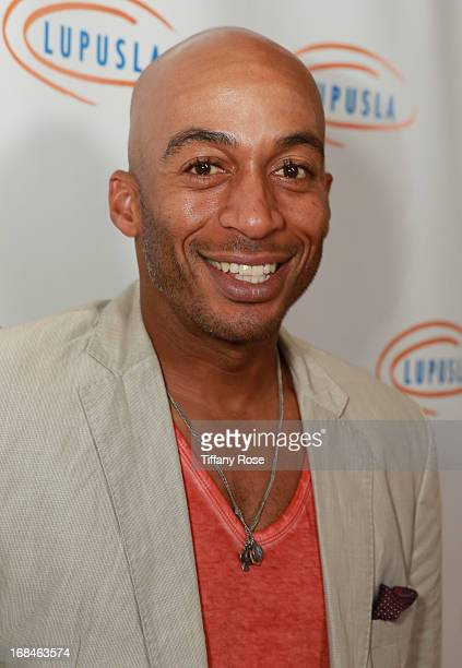 James Lesure attends Lupus LA Orange Ball at the Beverly Wilshire Four Seasons Hotel on May 9 2013 in Beverly Hills California