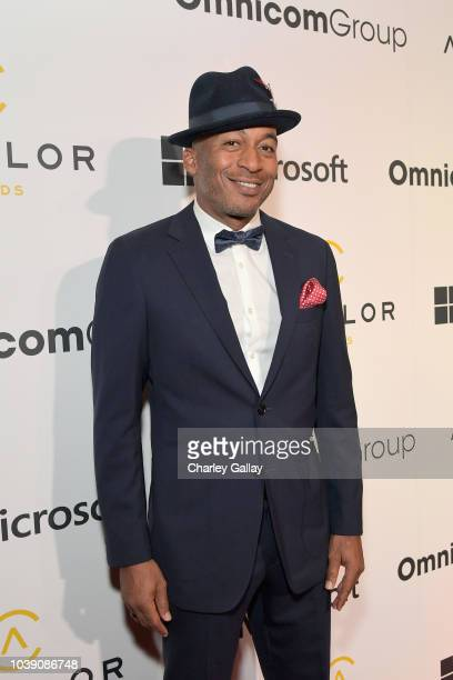 James Lesure attends the 12th Annual ADCOLOR Awards at JW Marriott Los Angeles at LA LIVE on September 23 2018 in Los Angeles California