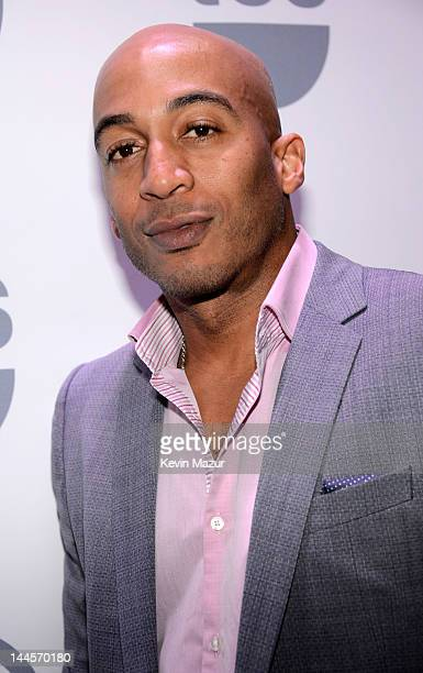 James Lesure attends the TNT/ TBS Upfront 2012 at Hammerstein Ballroom on May 16 2012 in New York City 22362_001_0650JPG