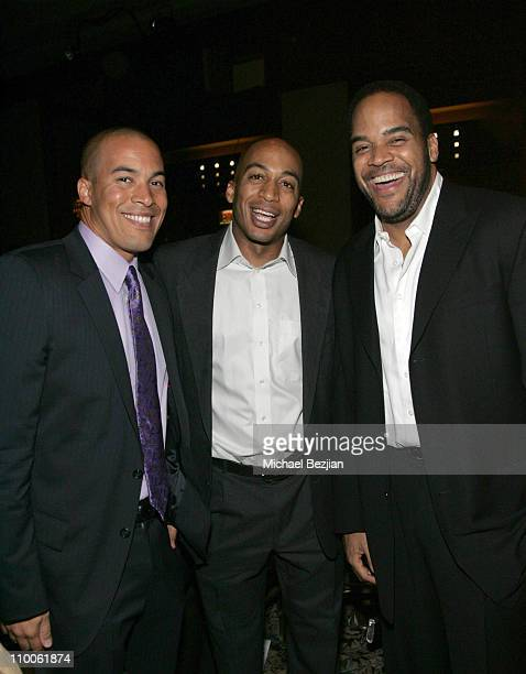 James LeSure during The 11th Annual Multicultural PRISM Awards at Sheraton Universal in Los Angeles California United States