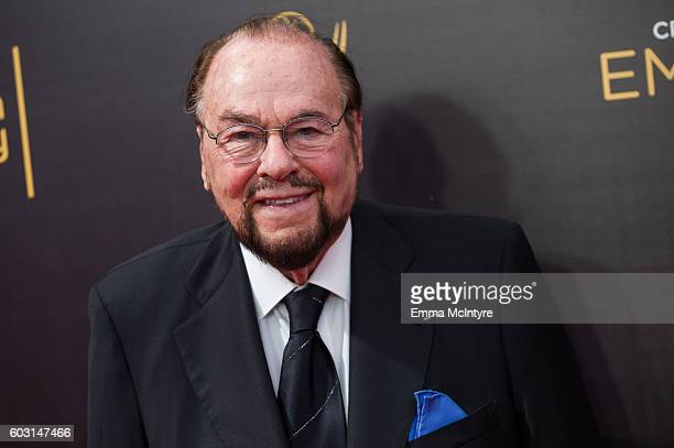 James Lipton arrives at the Creative Arts Emmy Awards at Microsoft Theater on September 10 2016 in Los Angeles California