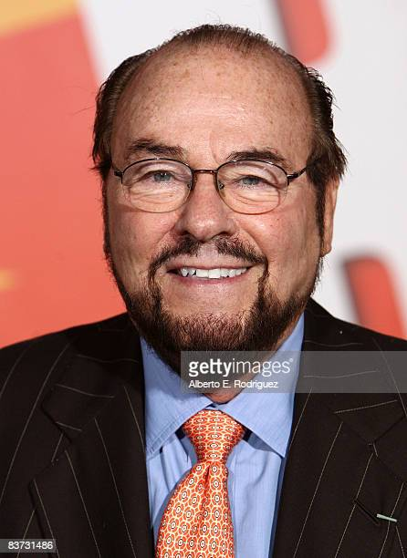James Lipton arrives at the premiere of Walt Disney Animation Studios' Bolt held at the El Capitan Theatre on November 17 2008 in Hollywood California