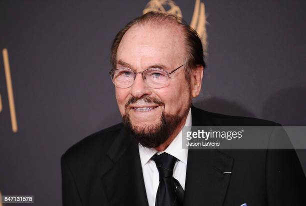 James Lipton attends the 2017 Creative Arts Emmy Awards at Microsoft Theater on September 9 2017 in Los Angeles California