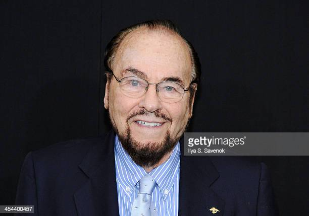 James Lipton attends the American Hustle screening at Ziegfeld Theater on December 8 2013 in New York City