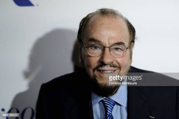 James Lipton attends The Hollywood Reporter 35 Most Powerful People In Media 2017 at The Pool on April 13 2017 in New York City