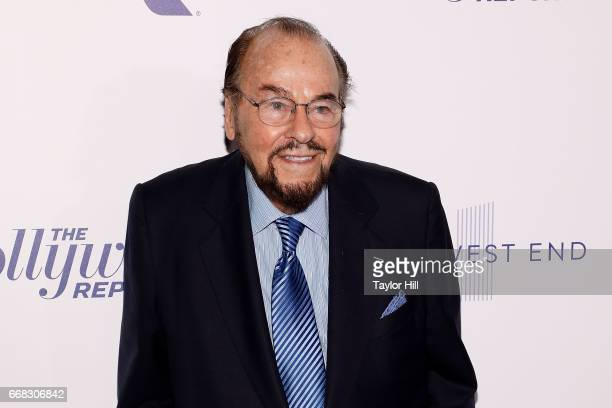 James Lipton attends The Hollywood Reporter's 35 Most Powerful People In Media 2017 at The Pool on April 13 2017 in New York City