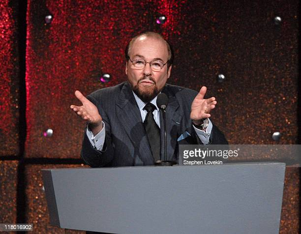 James Lipton during 38th Annual Songwriters Hall of Fame Ceremony Show at Marriott Marquis in New York City New York United States