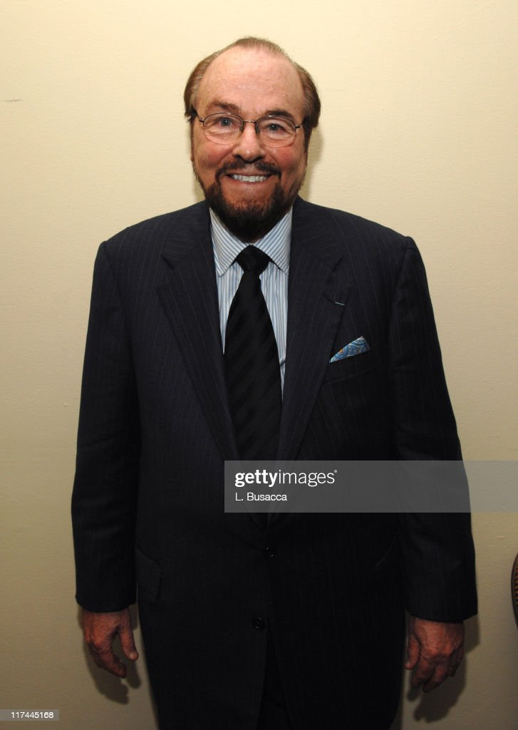 James Lipton during 38th Annual Songwriters Hall of Fame Ceremony - Cocktails and Backstage at Marriott Marquis in New York City, New York, United States.