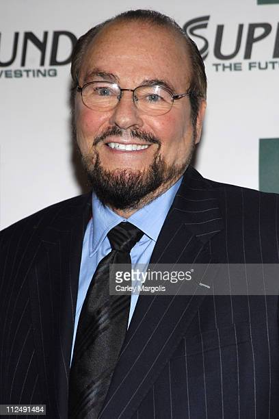 James Lipton during 3rd Annual Womens World Awards Press Room at The Hammerstein Ballroom in New York City New York United States