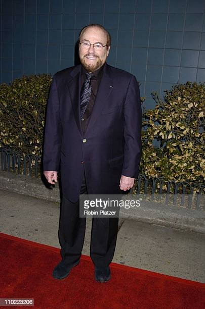 """James Lipton during """"Melinda and Melinda"""" New York City Premiere at Chelsea West Cinemas in New York City, New York, United States."""