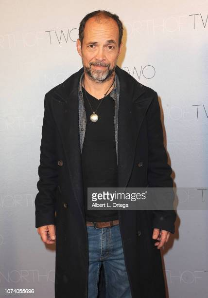 James Logan arrives for the premiere of 'Heart Baby' held at The Ahrya Fine Arts Laemmle Theater on November 23 2018 in Beverly Hills California