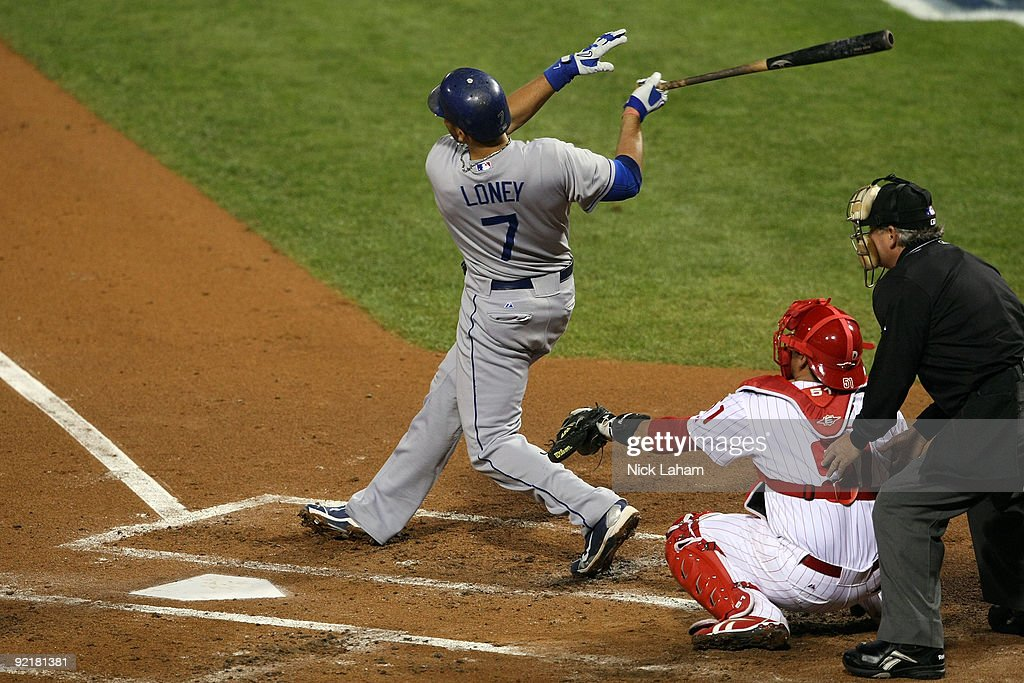 Los Angeles Dodgers v Philadelphia Phillies, Game 5