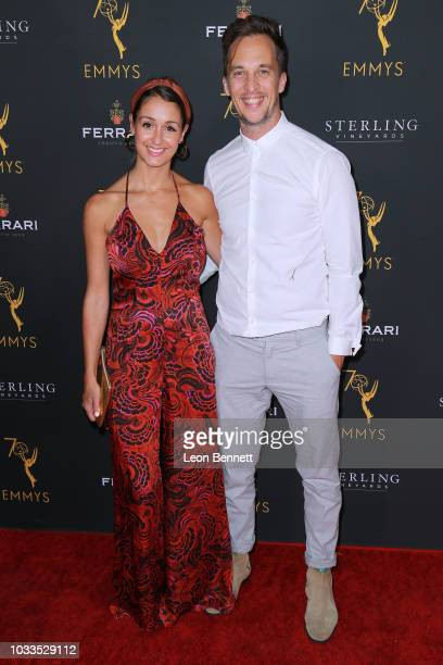 James Longman attends the Television Academy Honors Emmy Nominated Producers at Montage Beverly Hills on September 14 2018 in Beverly Hills California