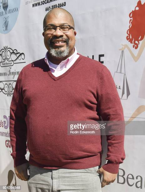 James Lott Jr attends BRAVO'S Stripped TV Personality and Celebrity Fashion Stylist Expert Ali Levine's Pink Carpet Baby Shower at Rockwell Table...