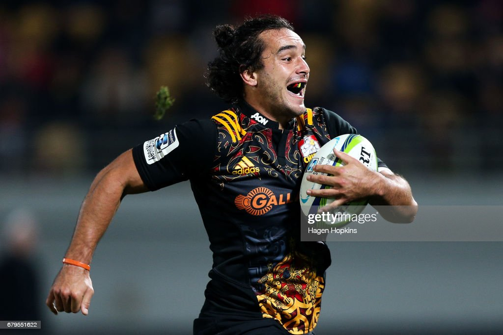 Super Rugby Rd 11 - Chiefs v Reds