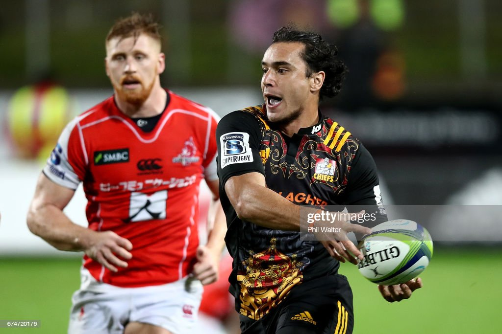 Super Rugby Rd 10 - Chiefs v Sunwolves