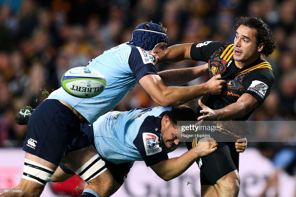 Super Rugby Rd 15 - Chiefs v Waratahs