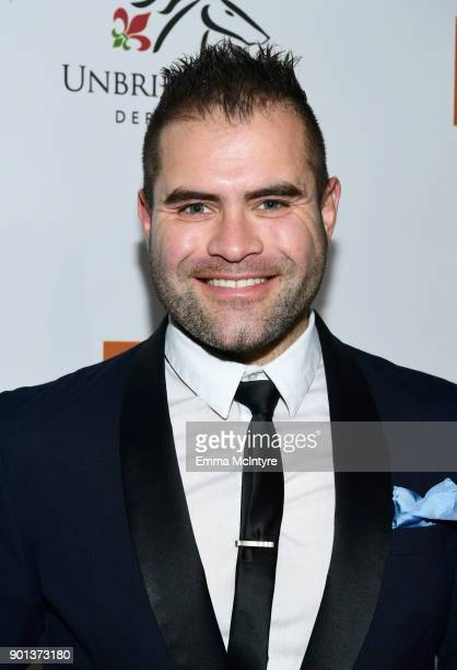 James M Sama attends the SixthAnnual Star Studded Unbridled Eve Gala at Bardot on January 4 2018 in Hollywood California