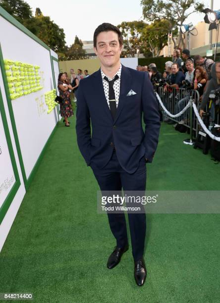 James Mackay at Fox Searchlight's 'Battle of the Sexes' Los Angeles Premiere on September 16 2017 in Westwood California