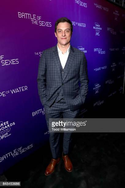 James Mackay attends Fox Searchlight's Toronto Film Festival Party on September 10 2017 in Toronto Canada
