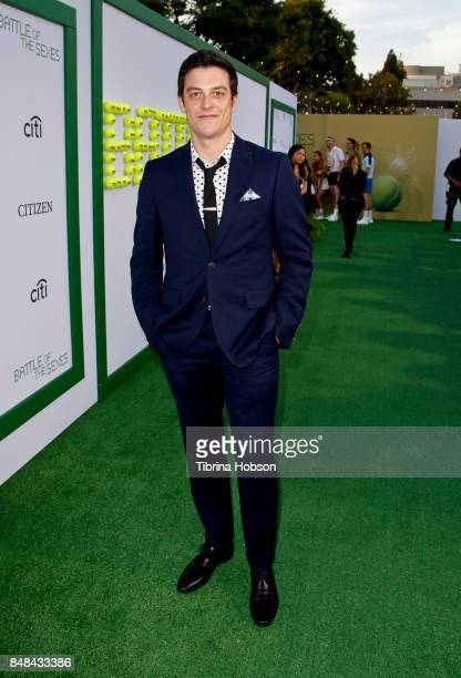 James Mackay attends the premiere of Fox Searchlight Picture 'Battle Of The Sexes' at Regency Village Theatre on September 16 2017 in Westwood...