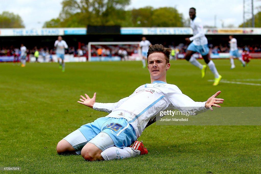 Crawley Town v Coventry City - Sky Bet League One : News Photo