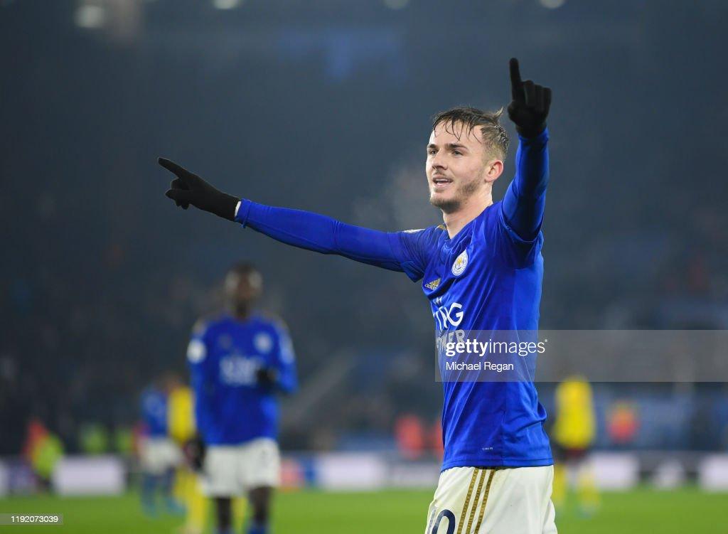 Leicester City v Watford FC - Premier League : News Photo
