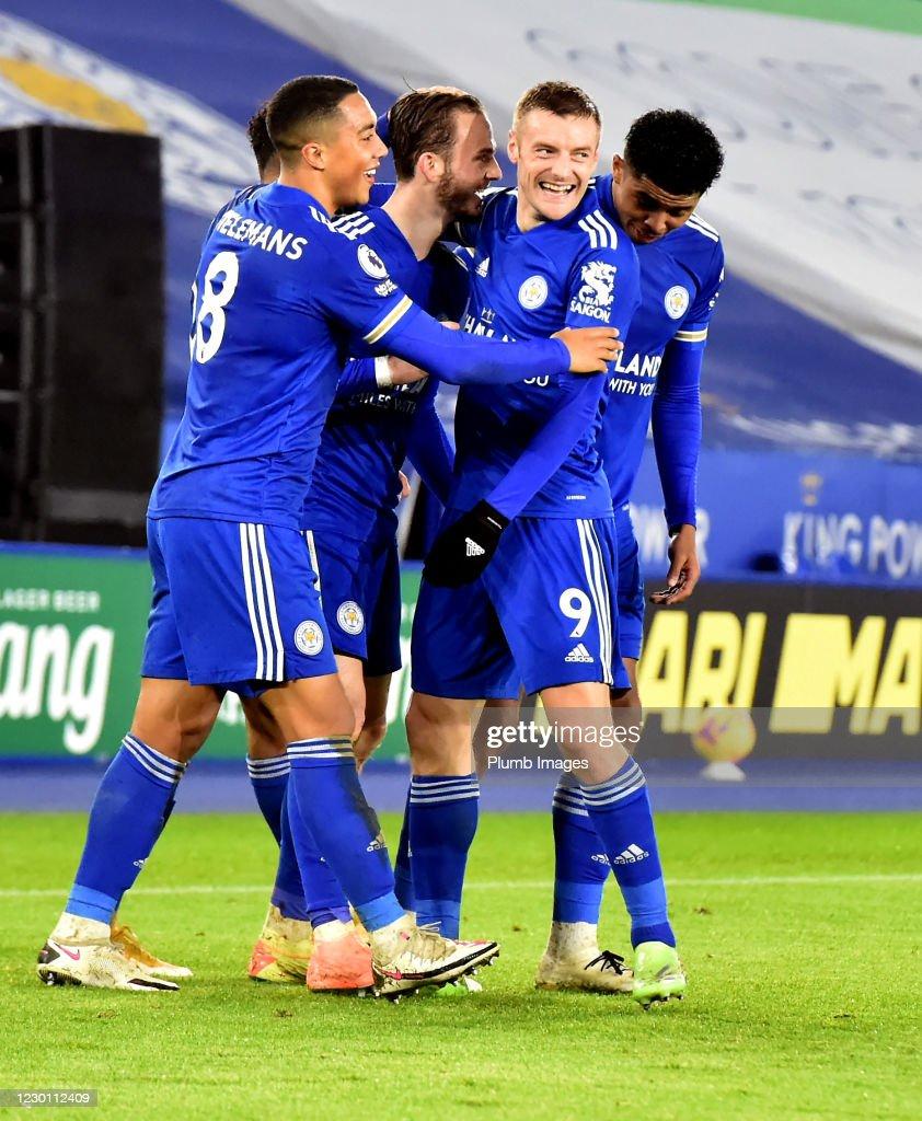 Leicester City v Brighton & Hove Albion - Premier League : ニュース写真