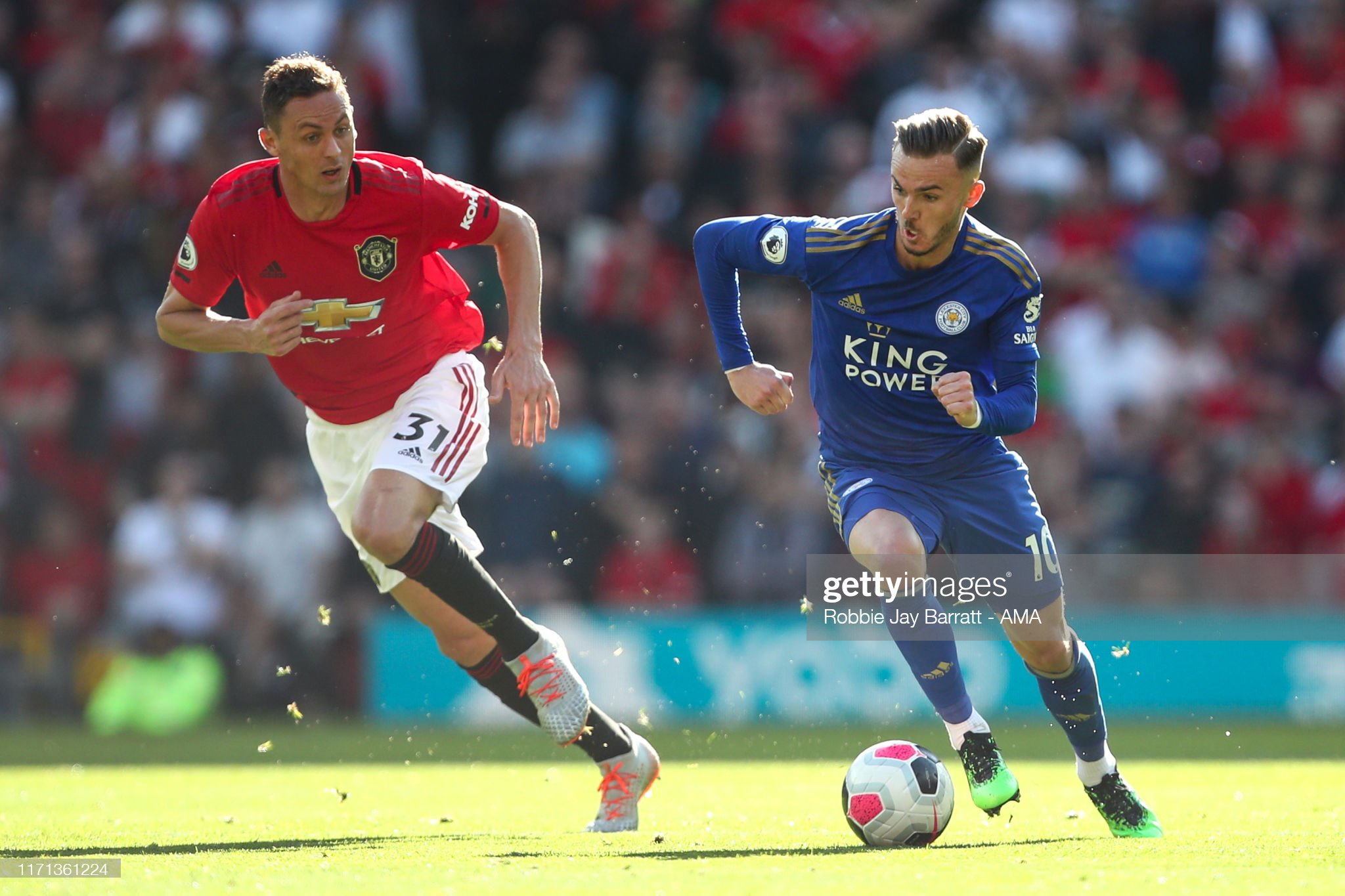 Leicester City vs Manchester United Preview, prediction and odds