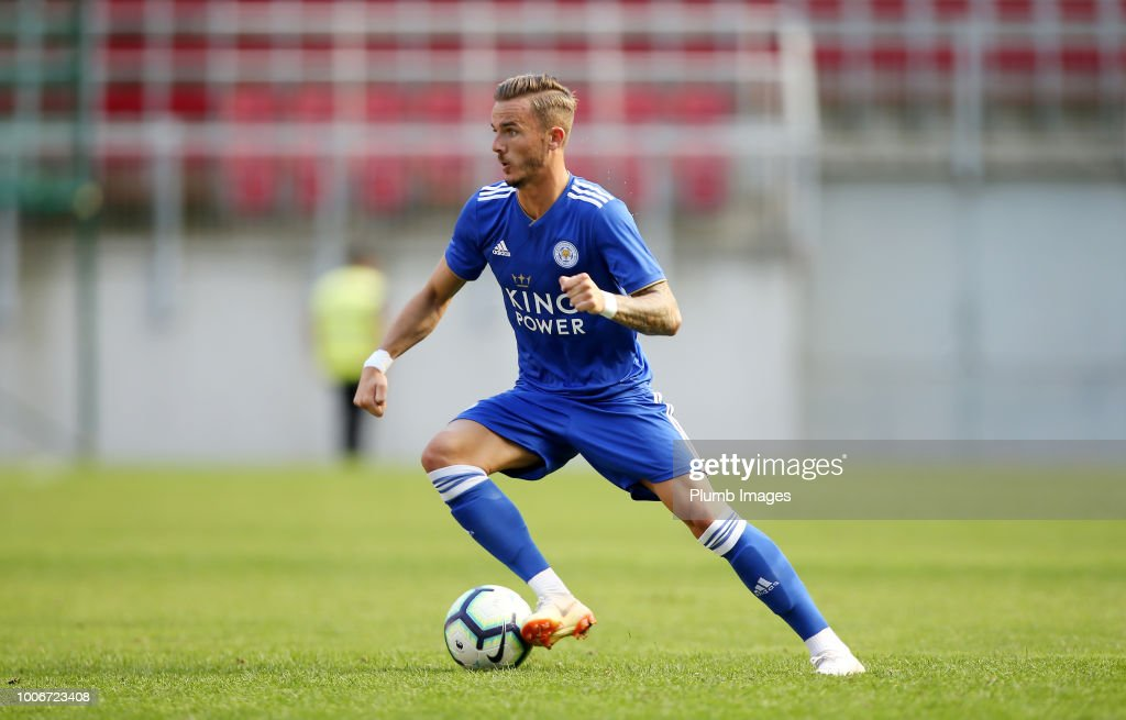 Leicester City v Udinese: Pre-Season Friendly