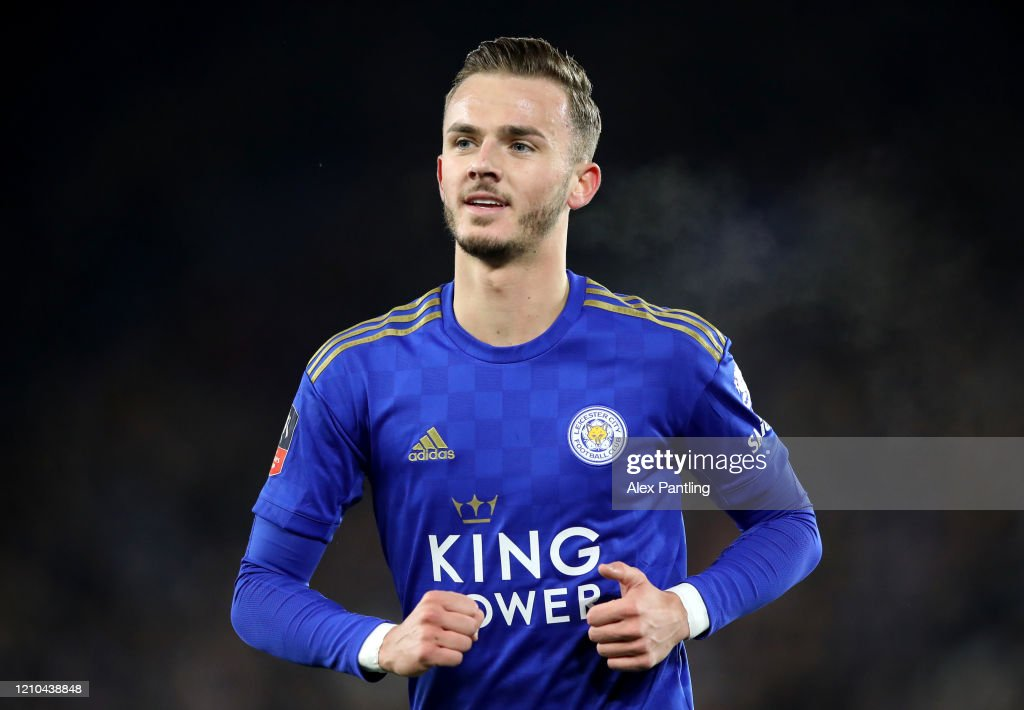 Leicester City v Birmingham City - FA Cup Fifth Round : News Photo