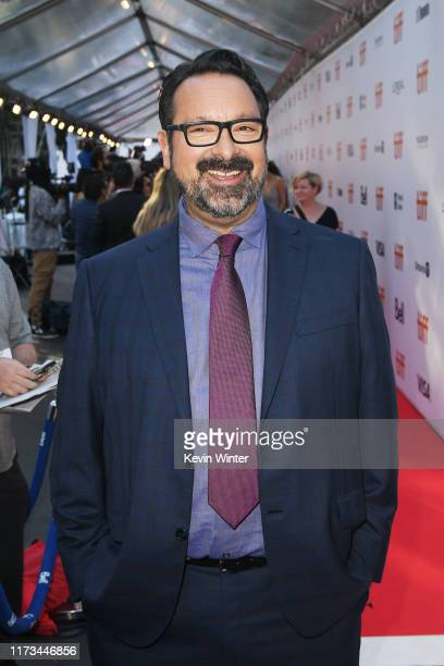 James Mangold attends the Ford v Ferrari premiere during the 2019 Toronto International Film Festival at Roy Thomson Hall on September 09 2019 in...