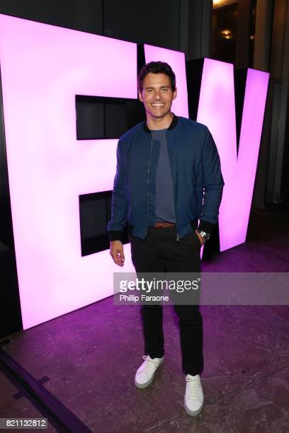 James Marsden at Entertainment Weekly's annual ComicCon party in celebration of ComicCon 2017 at Float at Hard Rock Hotel San Diego on July 22 2017...