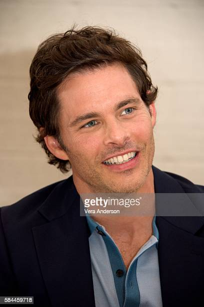 James Marsden at the 'Westworld' Press Conference on July 28 2016 in West Hollywood California