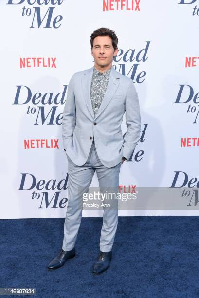 James Marsden attends Netflix's Dead To Me season 1 premiere at The Broad Stage on May 02 2019 in Santa Monica California