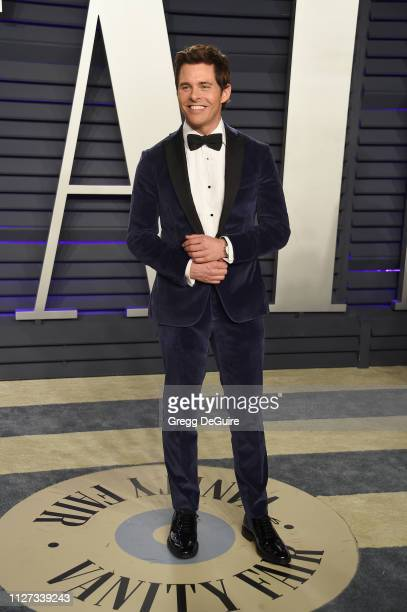 James Marsden attends the 2019 Vanity Fair Oscar Party hosted by Radhika Jones at Wallis Annenberg Center for the Performing Arts on February 24 2019...