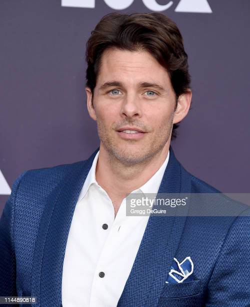 James Marsden attends the MOCA Benefit 2019 at The Geffen Contemporary at MOCA on May 18 2019 in Los Angeles California
