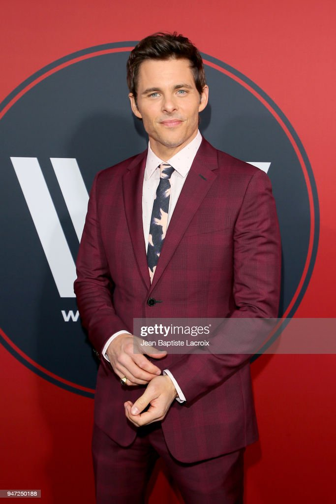 James Marsden attends the premiere of HBO's 'Westworld' Season 2 at The Cinerama Dome on April 16, 2018 in Los Angeles, California.