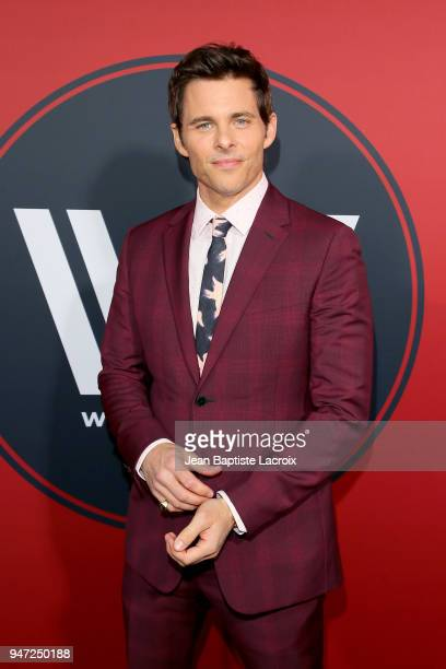 James Marsden attends the premiere of HBO's Westworld Season 2 at The Cinerama Dome on April 16 2018 in Los Angeles California
