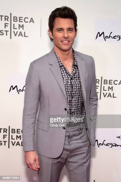 James Marsden attends the premiere of Westworld during the 2018 Tribeca Film Festival at BMCC Tribeca PAC on April 19 2018 in New York City