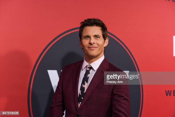 James Marsden attends Westworld Season 2 Los Angeles Premiere on April 16 2018 in Los Angeles California