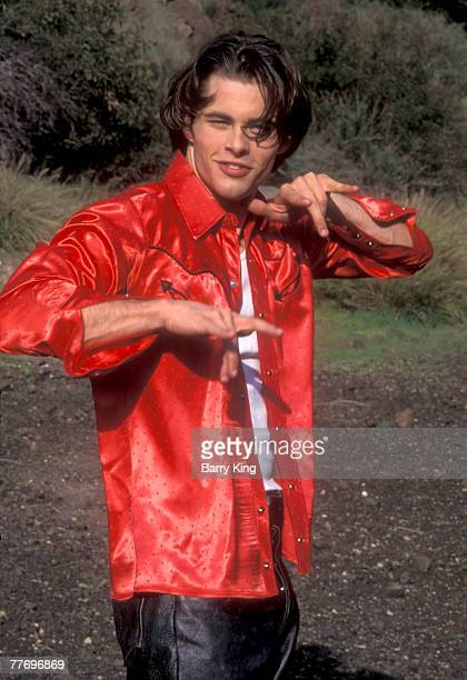 James Marsden Griffith Park James Marsden Self Assignment February 15 1996 Los Angeles California