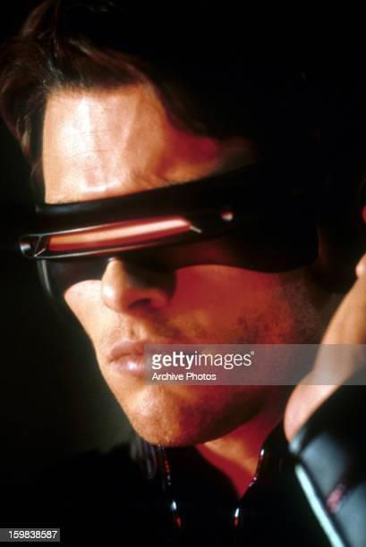 James Marsden in a scene from the film 'X-Men', 2000.