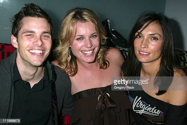 James Marsden Rebecca RomijnStamos and Famke Janssen *Exclusive*