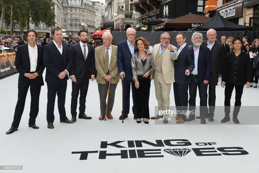 'King Of Thieves' World Premiere - Red Carpet Arrivals : Fotografía de noticias