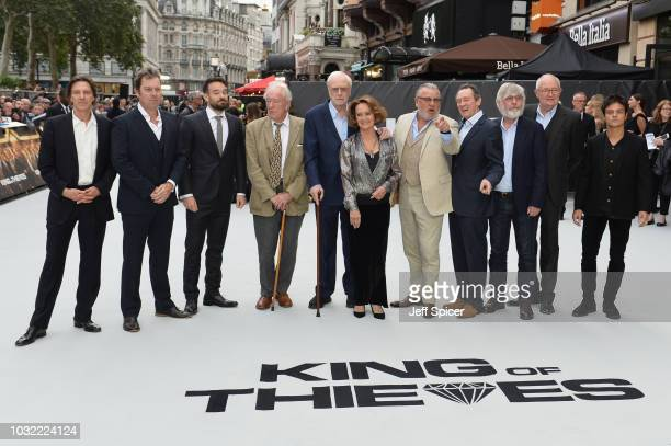 James Marsh Joe Penhall Charlie Cox Sir Michael Gambon Sir Michael Caine Francesca Annis Ray Winstone Paul Whitehouse Sir Tom Courtenay Jim Broadbent...