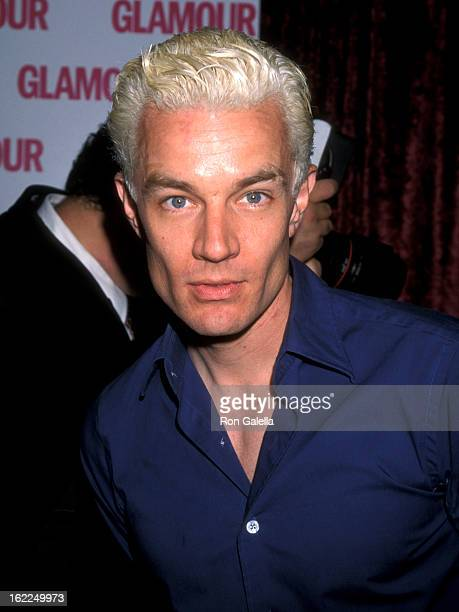 James Marsters attends Glamour Magazine's PrePrimetime Emmy Awards Party on September 9 2000 at La Boheme in West Hollywood California